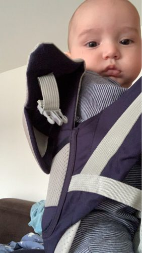 BabyMochila™ Portabebés Ergonómico photo review