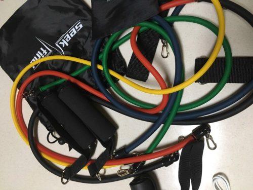 FitnessBands™ Gomas Elásticas de resistencia photo review