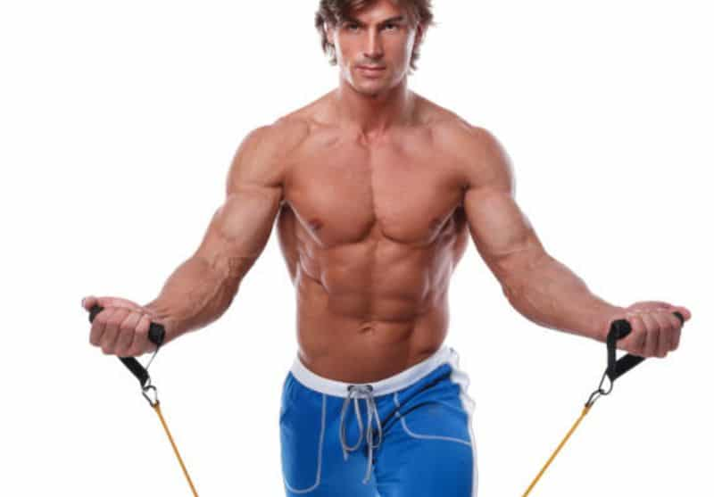 Cintas elásticas fitness